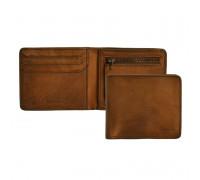 Бумажник Ashwood Leather 1363 Tan в магазине Galantmaster.ru фото