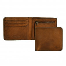 Бумажник Ashwood Leather 1363 Tan
