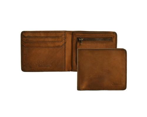 Бумажник Ashwood Leather 1363 Tan