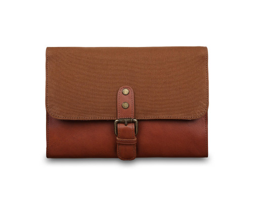 Несессер Ashwood Leather 1338 Tan