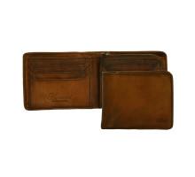 Бумажник Ashwood Leather 1361 Tan