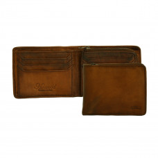 Бумажник Ashwood Leather 1361 Tan