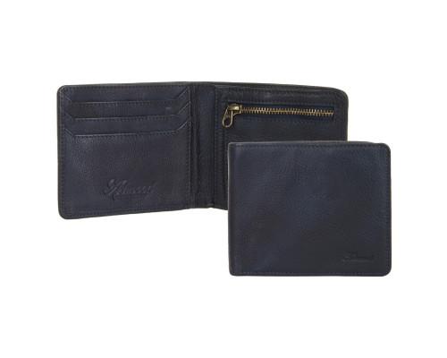 Бумажник Ashwood Leather 1363 Navy