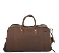 Дорожная сумка Ashwood Leather  Albert Mud ALAlbert/110
