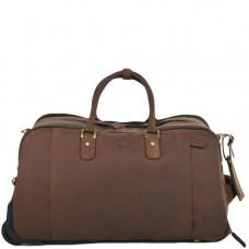 Дорожная сумка Ashwood Leather  Albert Mud