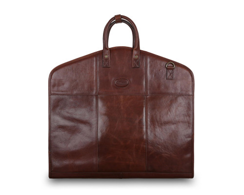 Портплед Ashwood Leather 8145 Brown