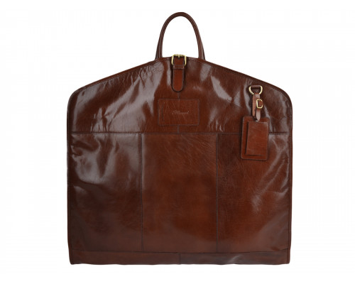 Портплед Ashwood Leather Harper Chestnut Brown