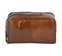 Несессер Ashwood Leather 2012 Chestnut Brown в магазине Galantmaster.ru фото
