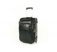 Кожаный чемодан Ashwood Leather 89150 Black AL89150101