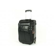 Кожаный чемодан Ashwood Leather 89150 Black
