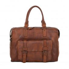 Дорожная сумка Ashwood Leather  7997 Rust