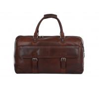Дорожная сумка Ashwood Leather Francis Tan в магазине Galantmaster.ru фото