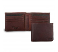 Бумажник Ashwood Leather 1551 Tan AL1551/106