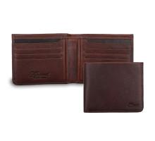 Бумажник Ashwood Leather 1551 Tan