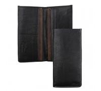 Бумажник Ashwood Leather 1558 Black AL1558/101