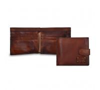 Бумажник Ashwood Leather 1775 Rust AL1775/118