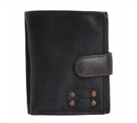 Бумажник Ashwood Leather 1776 Brown