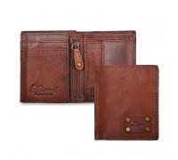 Бумажник Ashwood Leather 1779 Rust AL1779/118