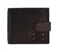 Бумажник Ashwood Leather 1780 Brown AL1780/102