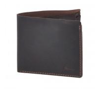 Бумажник Ashwood Leather 1882 Brown