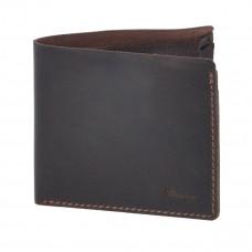 Бумажник Ashwood Leather 1882 Brown в магазине Galantmaster.ru фото