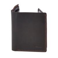 Бумажник Ashwood Leather 1885 Brown