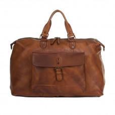 Дорожная сумка Ashwood Leather 1337 Tan