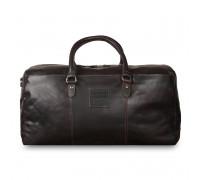 Дорожная сумка Ashwood Leather 1666 Brown AL1666/102
