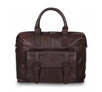 Дорожная сумка Ashwood Leather  7997 Brown AL7997/102