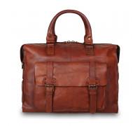 Дорожная сумка Ashwood Leather  7997 Rust AL7997/118