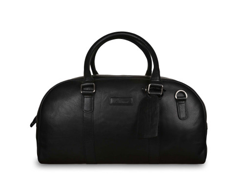 Дорожная сумка Ashwood Leather Hamilton Black