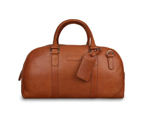 Дорожная сумка Ashwood Leather Hamilton Tan