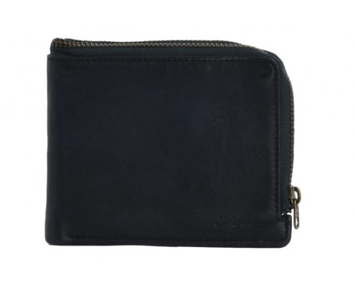 Бумажник Ashwood Leather 1362 Navy