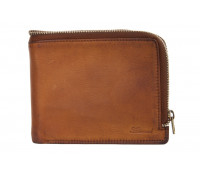 Бумажник Ashwood Leather 1362 Tan