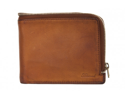 Бумажник Ashwood Leather 1362 Tan