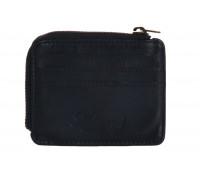 Бумажник Ashwood Leather 1364 Navy AL1364/124