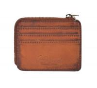 Бумажник Ashwood Leather 1364 Tan AL1364/106