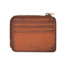 Бумажник Ashwood Leather 1364 Tan