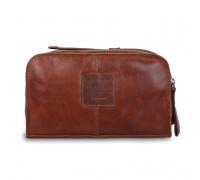 Несессер Ashwood Leather 1667 Chestnut AL1667/108