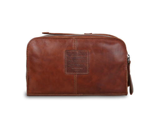 Несессер Ashwood Leather 1667 Chestnut