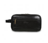 Несессер Ashwood Leather 2080 Black AL2080/101