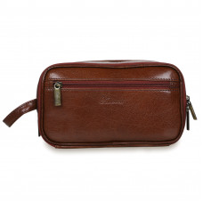 Несессер Ashwood Leather 2080 Chestnut Brown