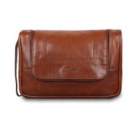 Несессер Ashwood Leather 89145 Chestnut Brown в магазине Galantmaster.ru фото