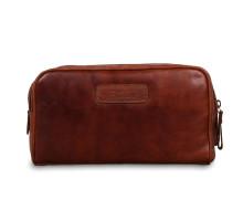 Несессер Ashwood Leather G-37 Tan