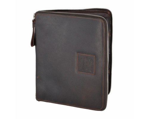 Папка Ashwood Leather 1660 Brown