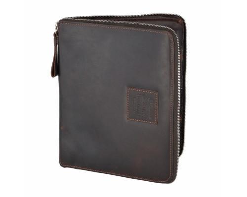 Папка Ashwood Leather 1660 Brown
