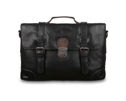 Cумка Ashwood Leather  4553 Black