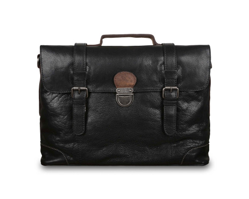 Cумка Ashwood Leather  4554 Black