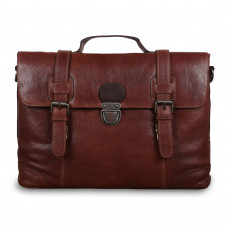 Cумка Ashwood Leather  4554 Tan в магазине Galantmaster.ru фото