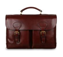 Портфель Ashwood Leather Jon Brandy